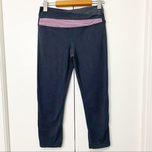 Lululemon Astro Wunder Under Crop